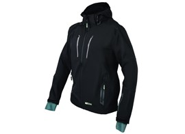 Kurtka softshell z kapturem Stalco Performance
